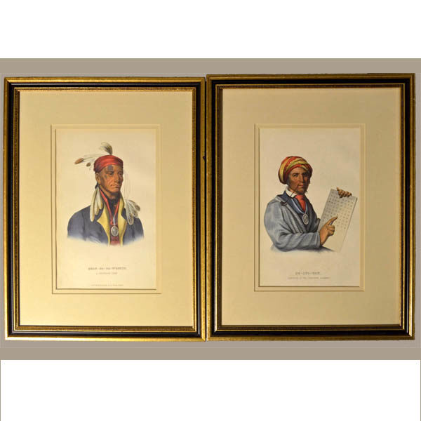McKenney Hall Prints