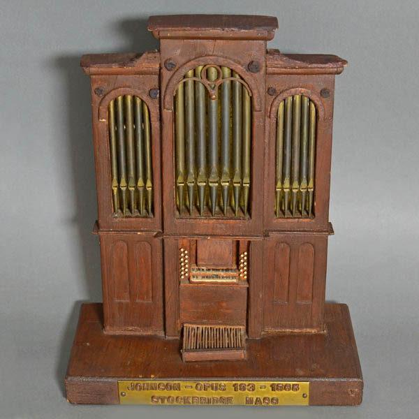 Pipe Organ Model