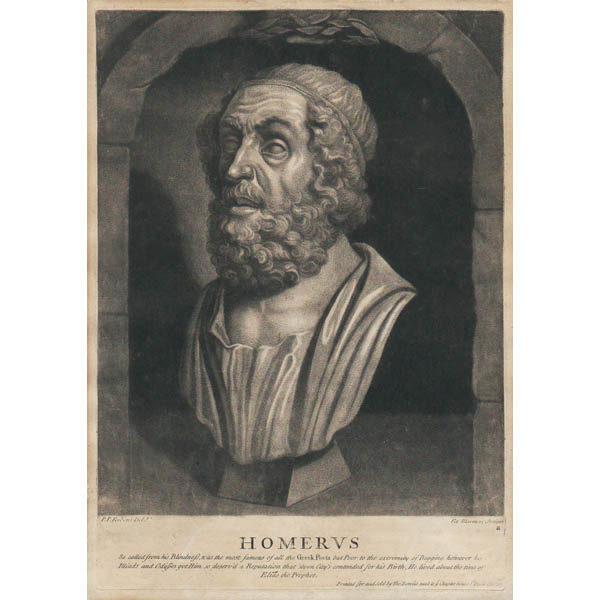Homerus [Homer]
