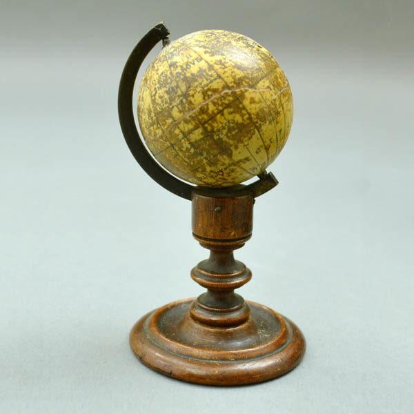 C. Snellgrove 1.75 inch Terrestrial Table Miniature Globe