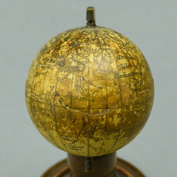 C. Snellgrove 1.75 inch Terrestrial Table Miniature Globe, Africa
