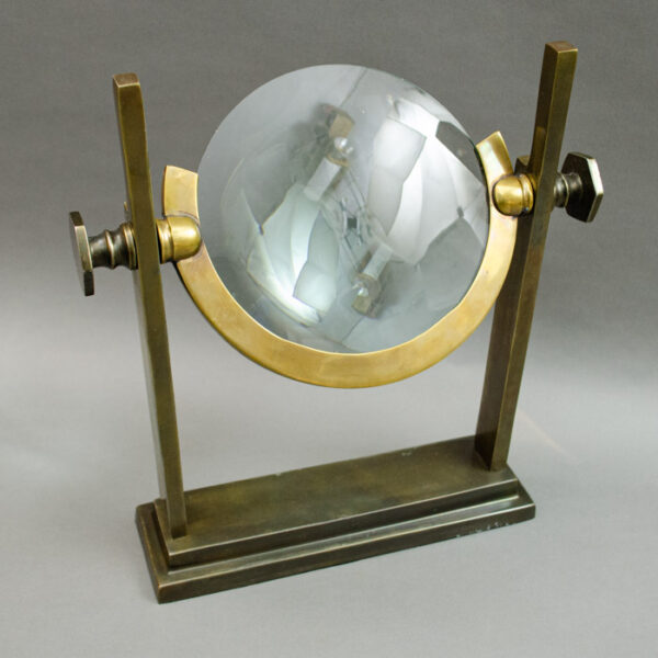 Magnifier, Brass Trestle Stand