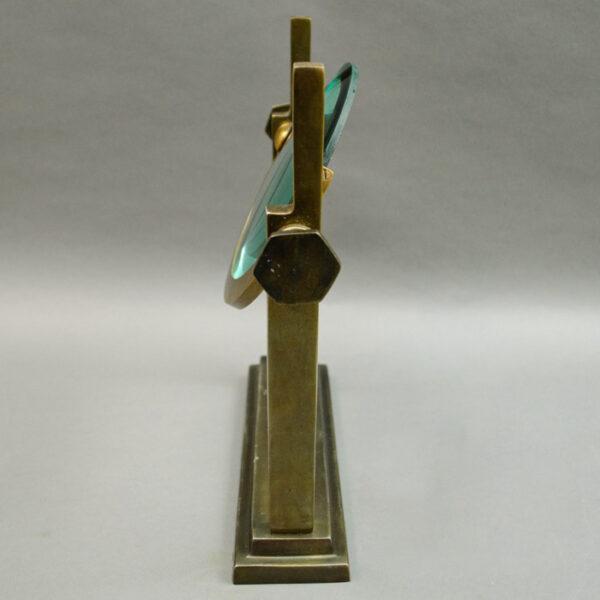 Magnifier, Brass Trestle Stand