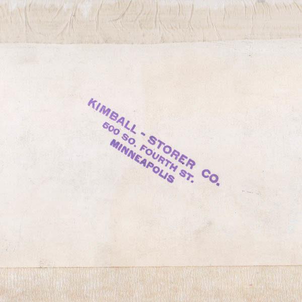 Kimball-Storer stamp