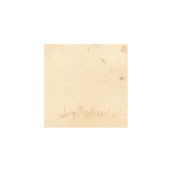 Jim Bodrero signature