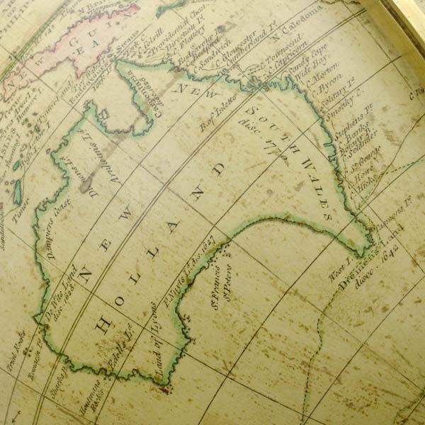 Detail of Australia