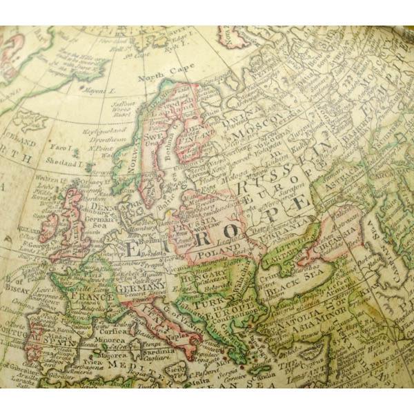 Detail of Europe