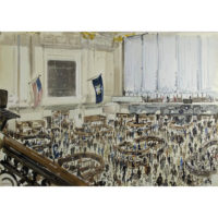 John Moodie, New York Stock Exchange
