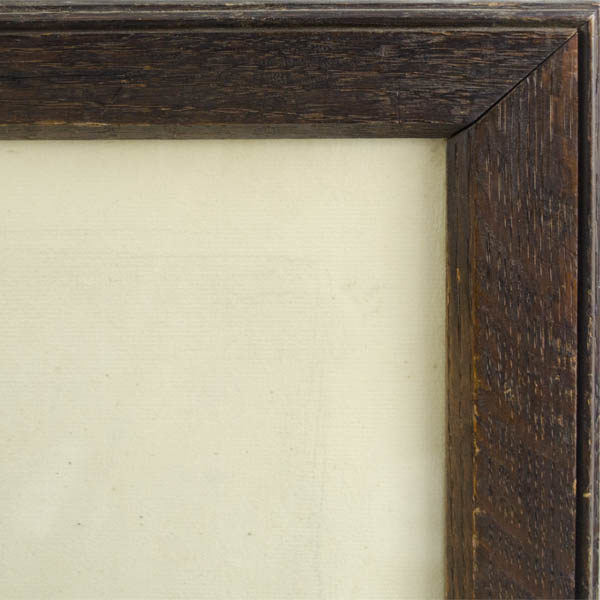 Detail of frame corner
