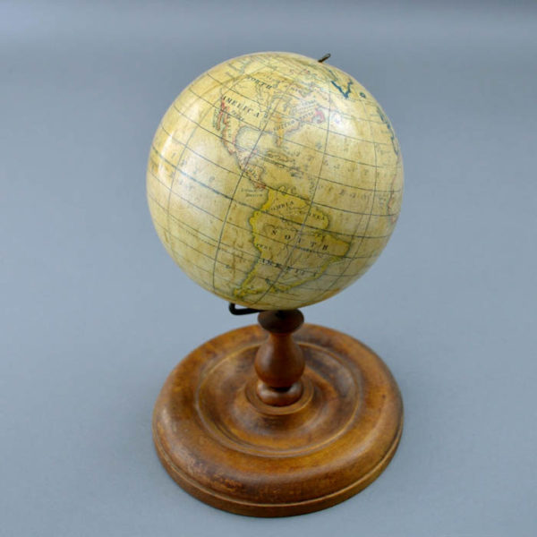 Holbrook 5-Inch Table Globe