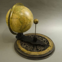 "Gilman Joslin 6-Inch Terrestrial ""Solar Telluric Globe"""