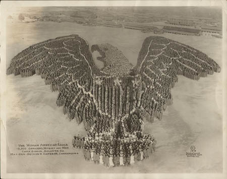 The Human American Eagle (1918)