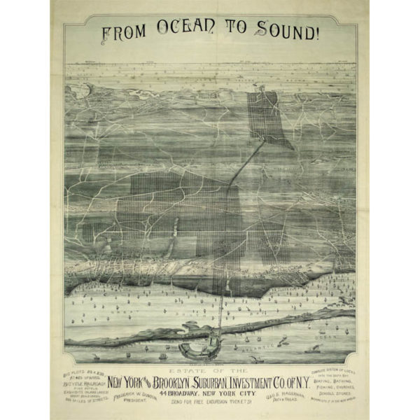 From Ocean to Sound broadside