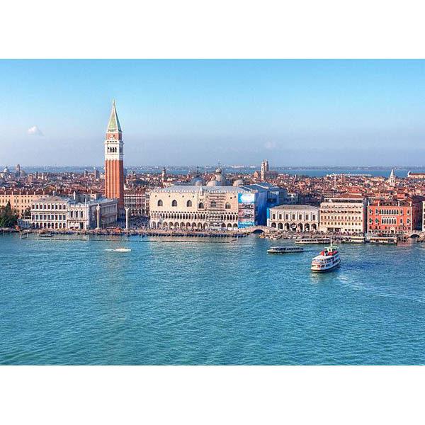 San Marco, view from San Giorgio Maggiore - Venice, Italy