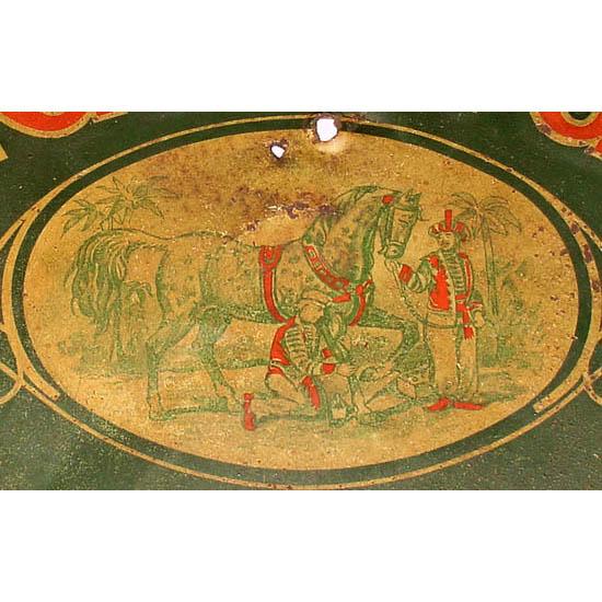 Detail of emblem