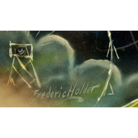 Frederic Holder signature