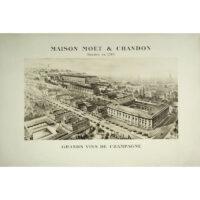 Maison Moët & Chandon poster
