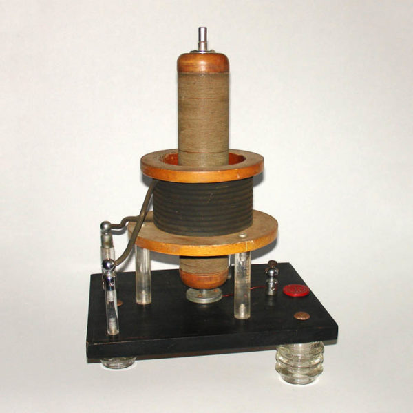 Tesla Coil High Tension Transformer