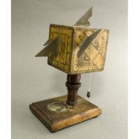 David Beringer Portable Cube Sundial