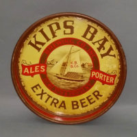 Kips Bay Brewing Company Tray