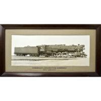 American Locomotive Photograph