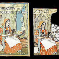 Gypsy Fortune Teller Card Game