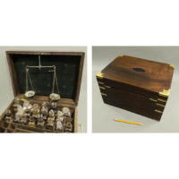 Portable Apothecary Cabinet