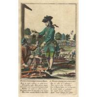 Pugnax Praedamque Parans Falco/ Le Faucon Courageux et Chassant