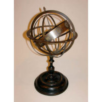 Baroque Ptolemaic Armillary Sphere