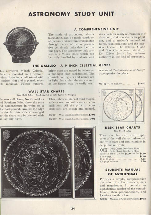 Page 34 of 1956 Rand McNally Catalog