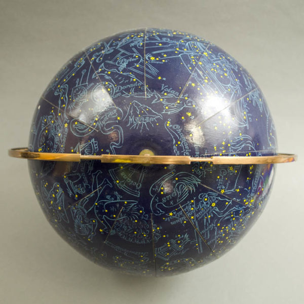 Rand McNally & Company, The Galileo, 9-Inch Celestial Table Globe