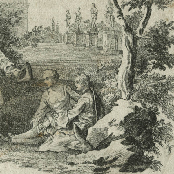 Georg Daniel Heumann, La Peinture [Painting]