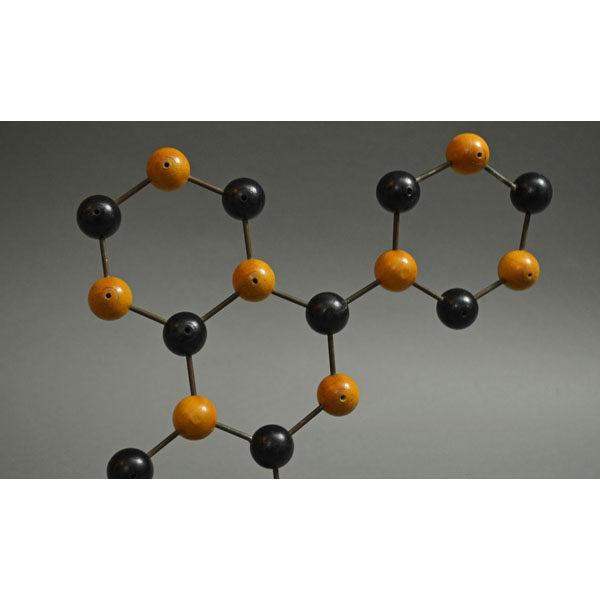 Molecule Model, detail
