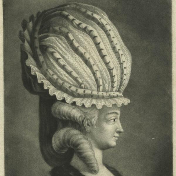 Chapeau Tigré, detail