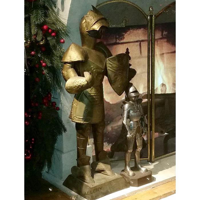 2018 Prop Rental Ralph Lauren Holiday Store Windows New York City George Glazer Gallery Antiques