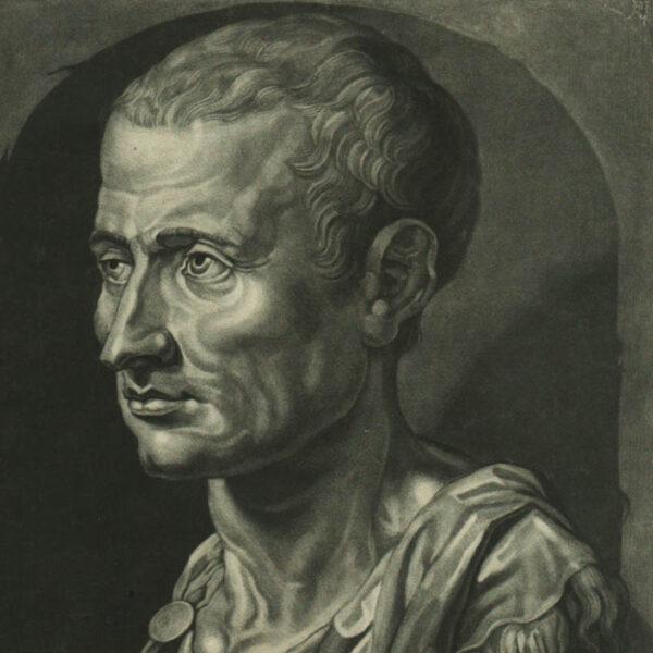 M. Tullius Cicero, after Rubens, detail