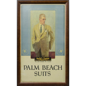 Palm Beach Suits Poster