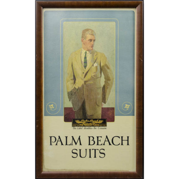 Palm Beach Suits, Poster