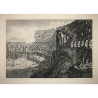 Veduta Interna del Colosseo [Interior View of the Colosseum]