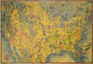 Miguel Covarrubias map