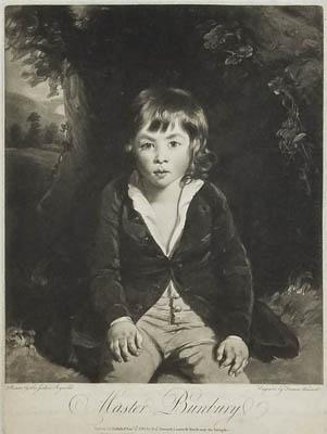 Master Bunbury by Reynolds