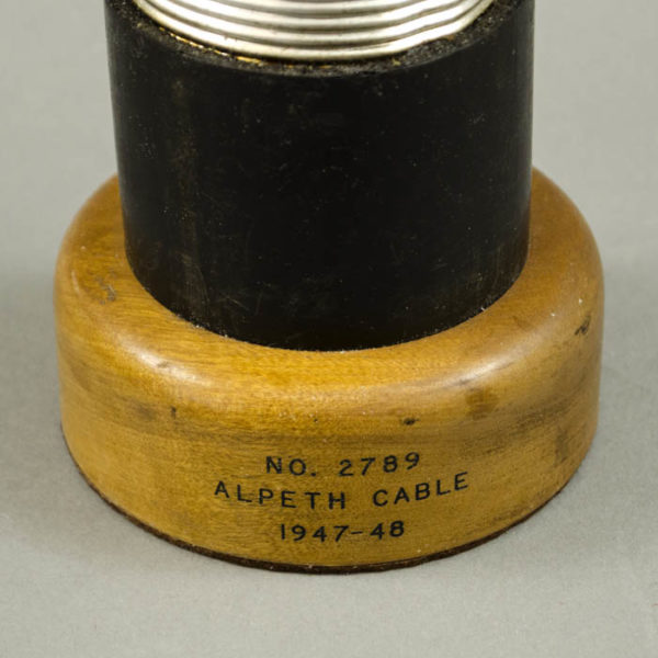 Alpeth Cable, detail