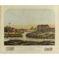 Wolf's Point in 1833