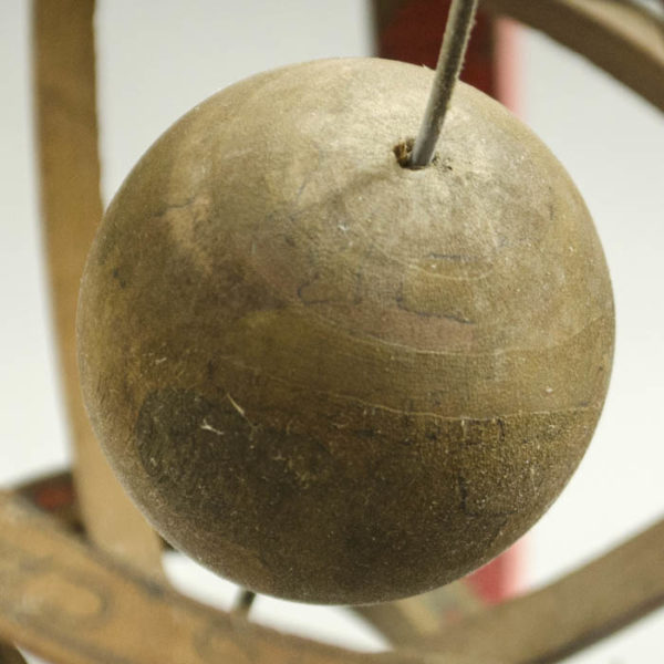 Ptolemaic Armillary Sphere, detail