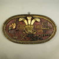 Prince of Wales Boat Crest