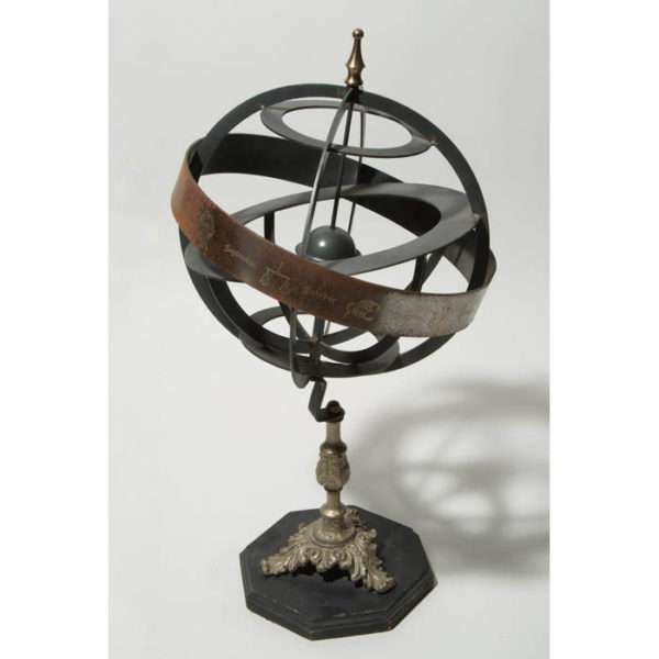 Baroque Style Ptolemaic Armillary Sphere