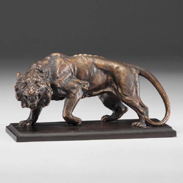 Crouching Tiger figurine