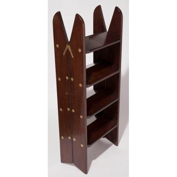 Library Folding Ladder, folded