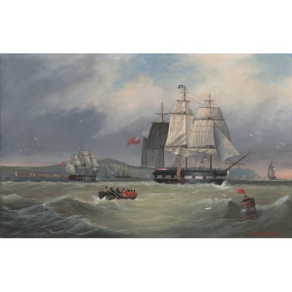 Michael Matthews, British Clipper Ships (No. 1)