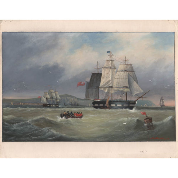 Michael Matthews, British Clipper Ships (No. 1), full sheet